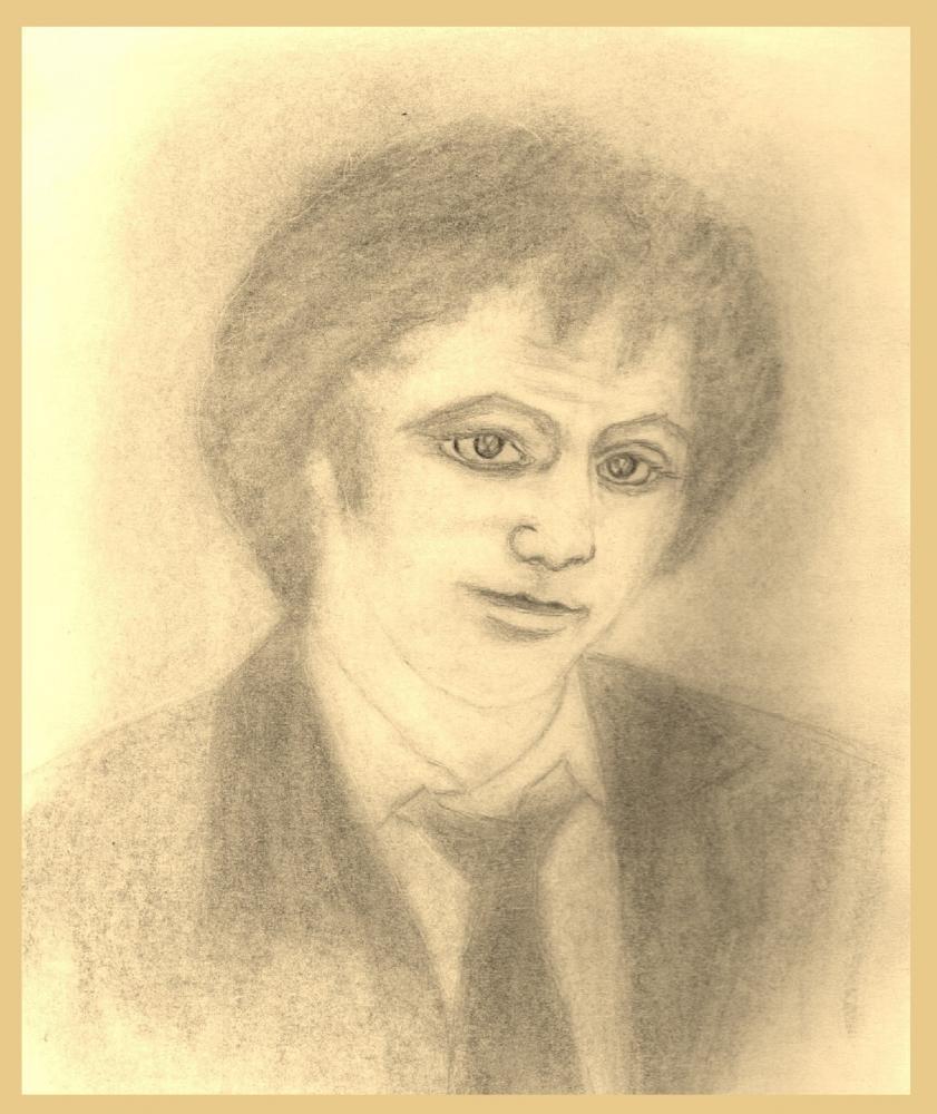 Billy Joel par Vuilletjossjoss